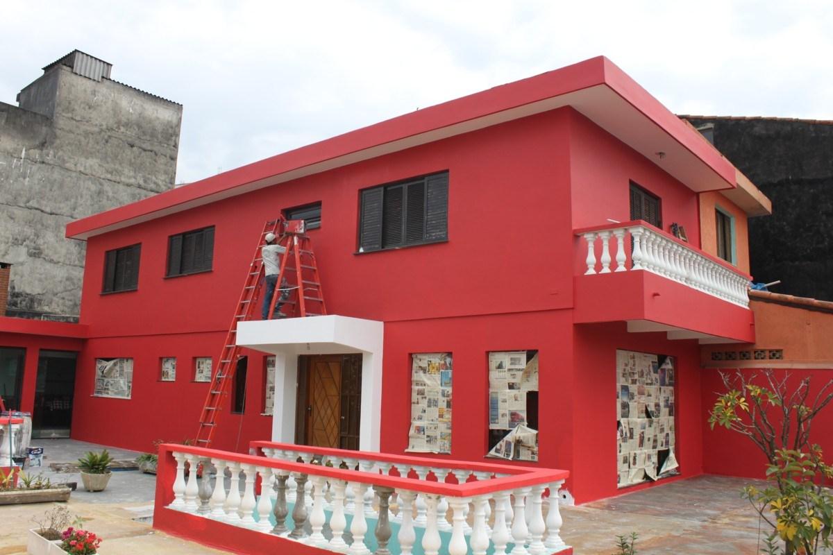 Reparaciones locativas bogota mantenimiento preventivo - Pintura para fachadas ...